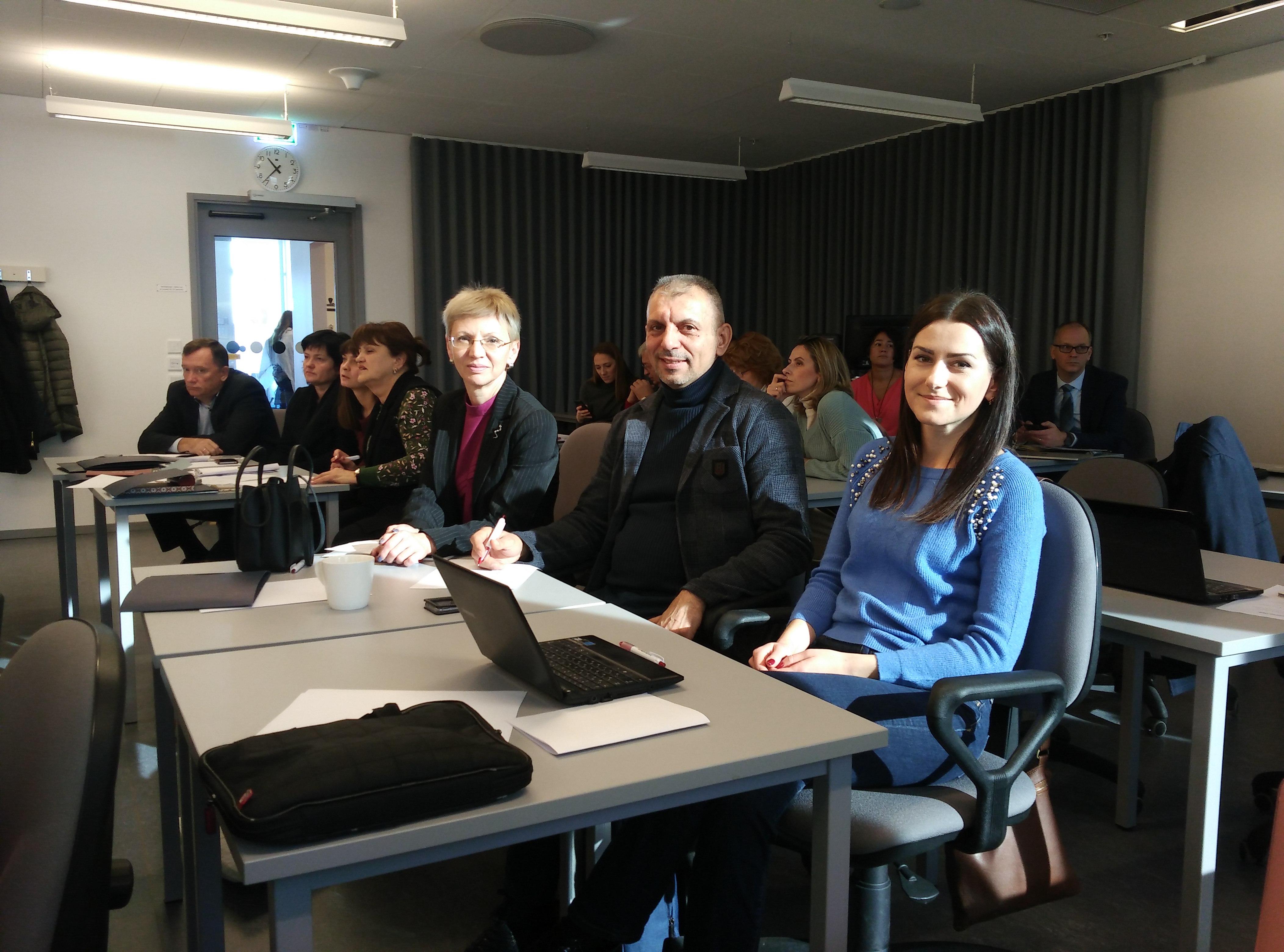 Як навчають медійників у Швеції, – дізнавалися викладачі кафедри журналістики